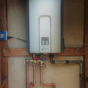tankless water heater in agoura hills, ca