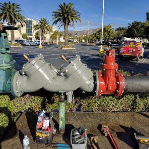 Backflow Replacement in Ventura CA